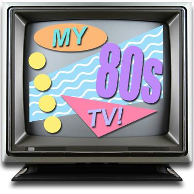 My 80's TV!